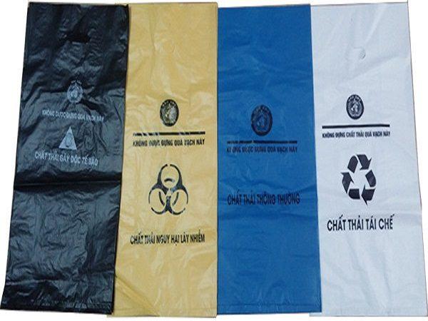 Bảo vệ sức khỏe với các mẫu túi đựng rác ngành y tế