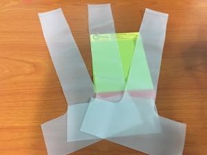 Túi chữ T đựng trà sữa